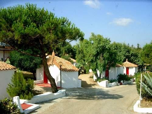 Sardinien Costa Smeralda Campingplatz Capo D Orso